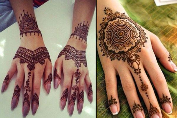 Design of Mehndi