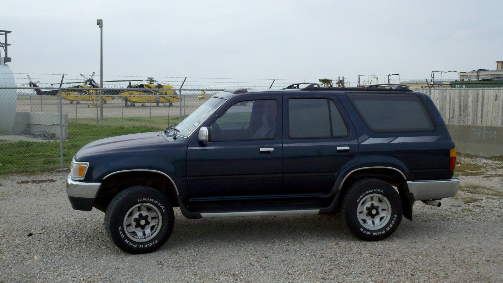1994 Toyota 4runner Factory Electrical Wiring Diagrams Manual