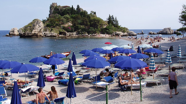 Isola Bella em Sicília