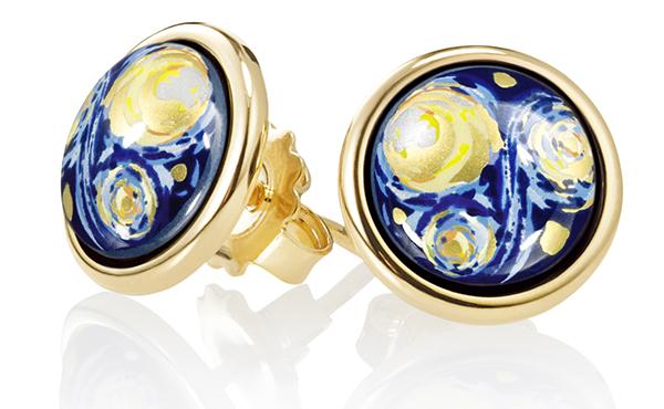 Vincent-Van-Gogh-obra-La-Noche-Estrellada-inspiran-coleccion-Freywille-tendencias