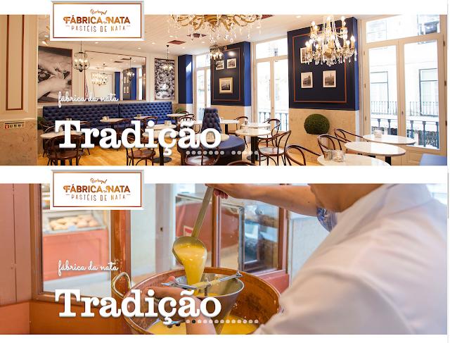 Fabrica da Nata em Lisboa Pastel de Nata