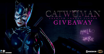 catwoman batman figure