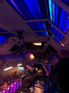 Disneyland Space Mountain Station