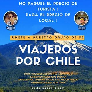 Viajeros Por Chile | Grupo en Facebook