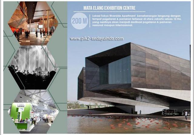 Mata Elang Exhibition Centre PIK 2 Jakarta