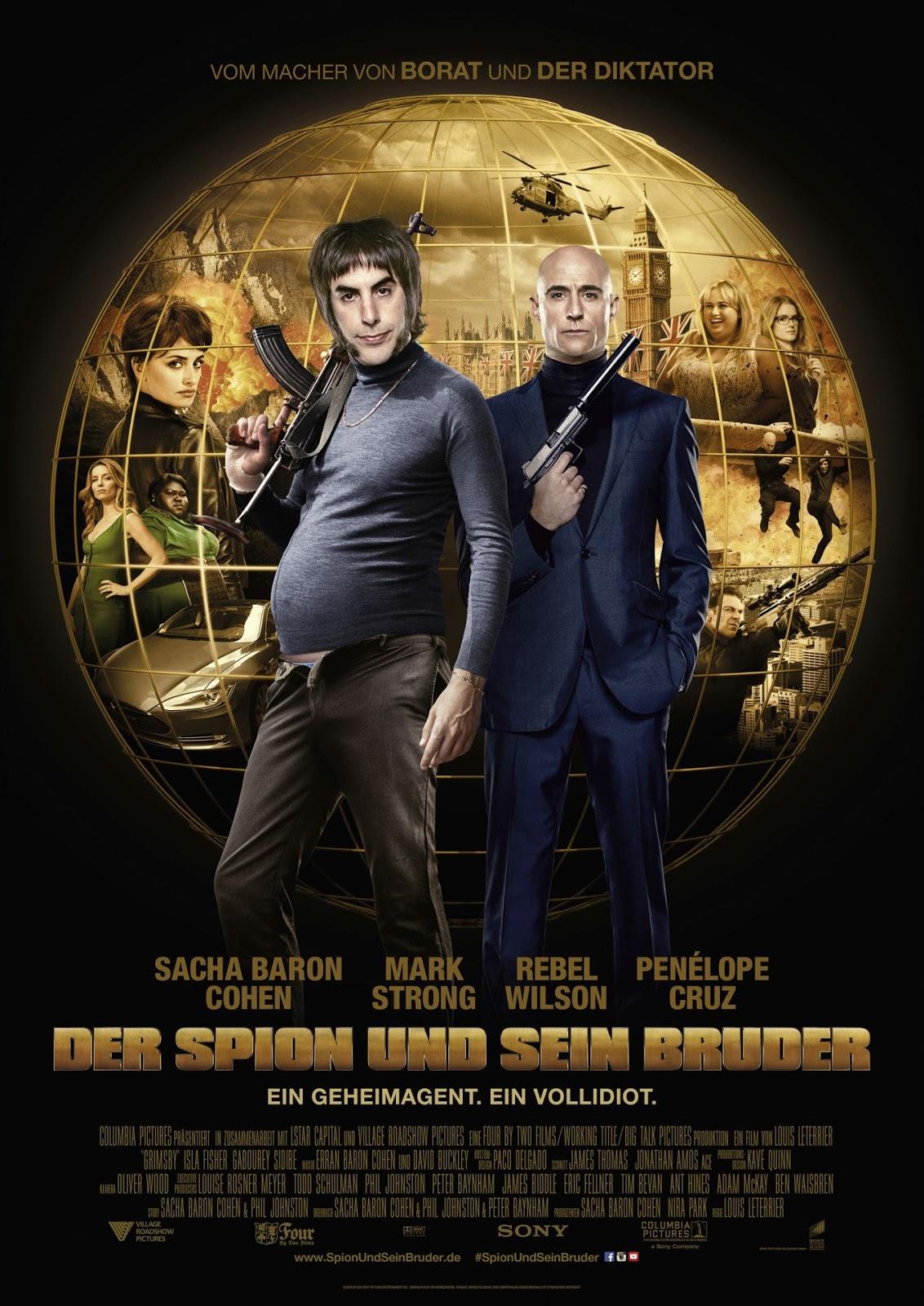 Imdb Der Spion Und Sein Bruder