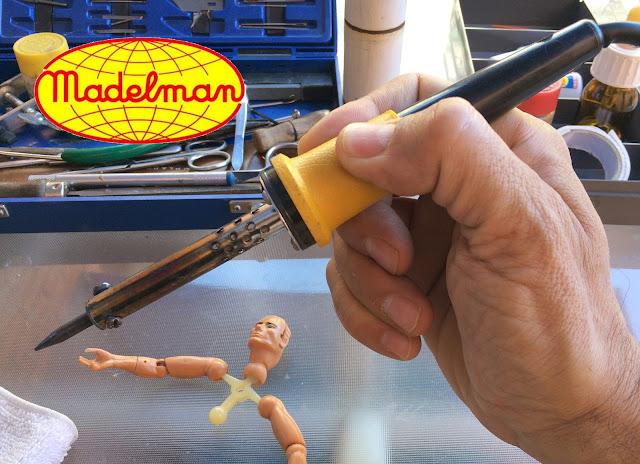 Reparar botas Madelman
