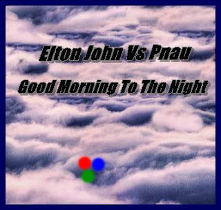 Elton John Vs Pnau Album Good Morning To The Night cover