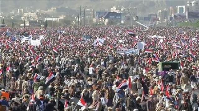 Yemenis slam Saudi regime for assassination President of Yemen's Supreme Political Council Saleh al-Samad