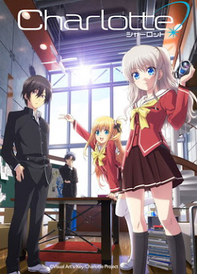 Download Anime Charlotte BD  Episode 1-13 + OVA Subtitle Indonesia