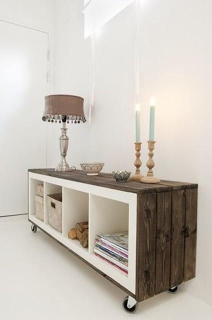 Green Pear Diaries, decoración , DIY, mobiliario, IKEA, Kallax