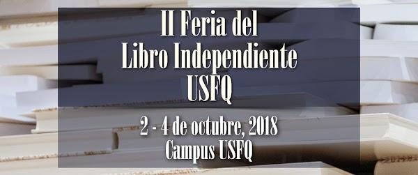 II Feria del Libro Independiente USFQ
