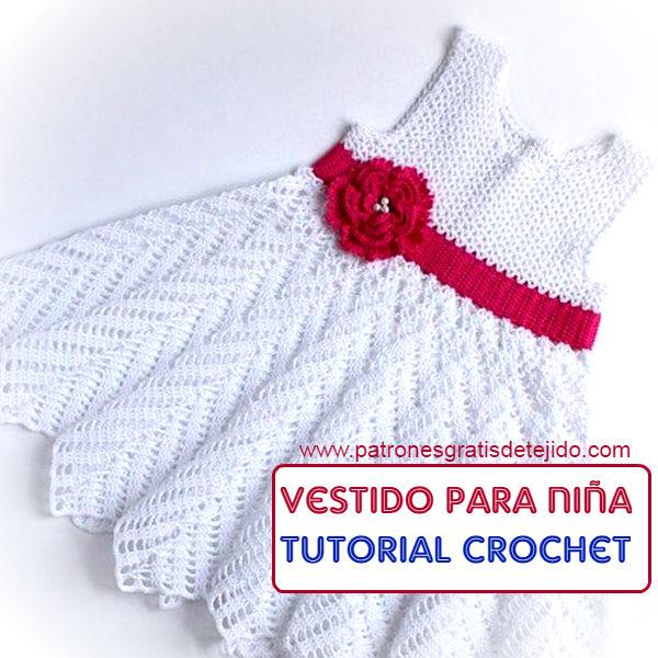 vestido-crochet-de-niña-paso-a-paso