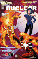 Os Novos 52! A Fúria do Nuclear: Os Homens Atômico #5