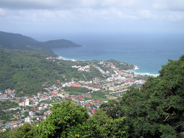 Viewpoints of Phuket