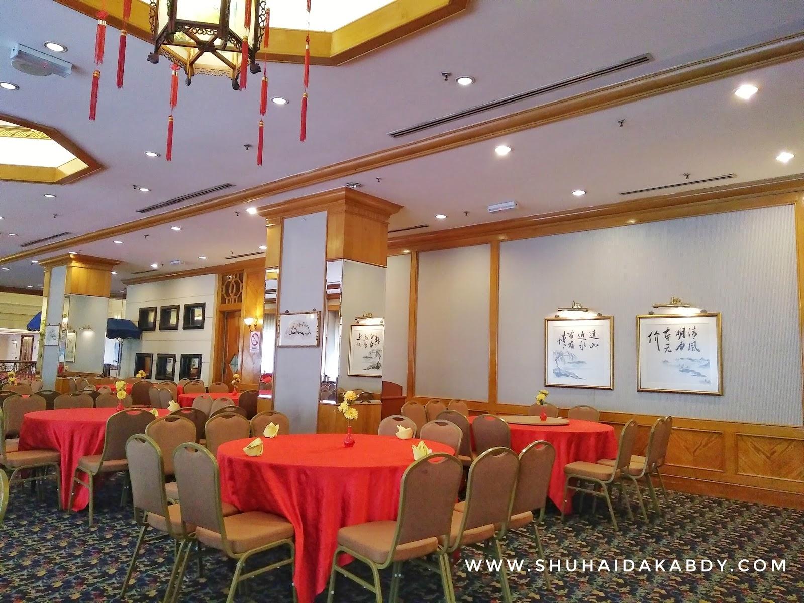 Menu Baru Chinese New Year 2018 di Hotel Grand BlueWave Shah Alam