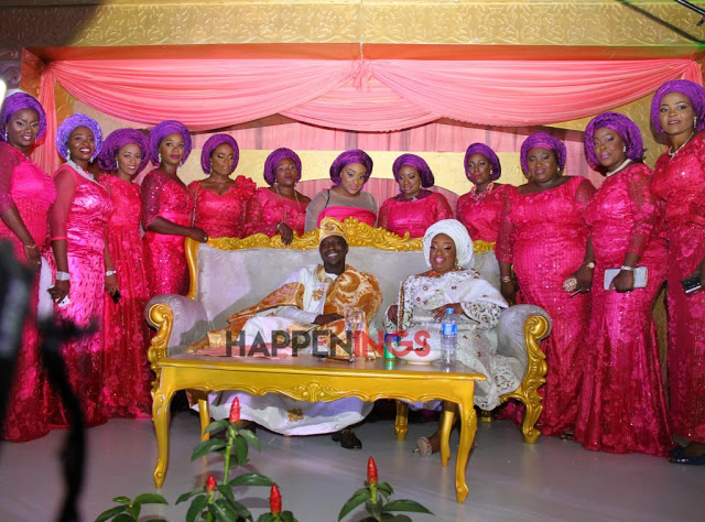 Olusegun Obasanjo's Son's Traditional Wedding
