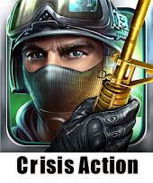 Crisis Action Mod Apk Data Terbaru v2.0 - eSports FPS Terbaik