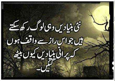 inspiring sad poetry and quotes in urdu 2017