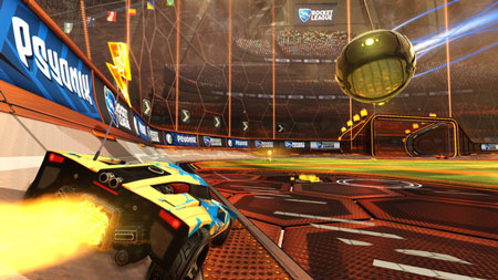 Rocket League 2015