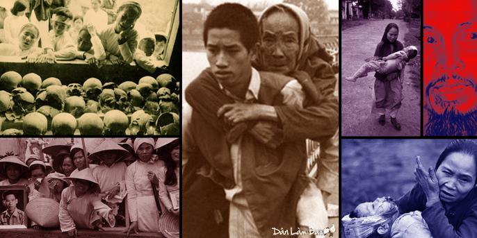 Các bài về huyền thoại tắm máu ở Việt Nam của Gareth Porter