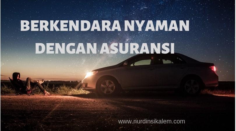 Pentingnya asuransi kendaraan