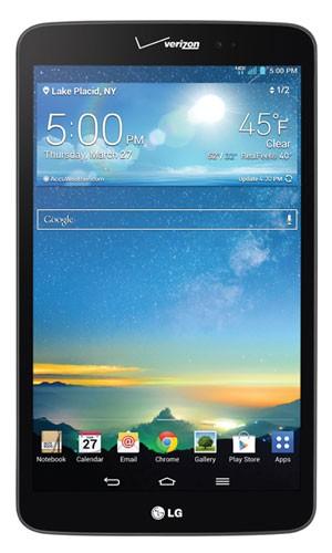 Harga LG G Pad 8.3 LTE