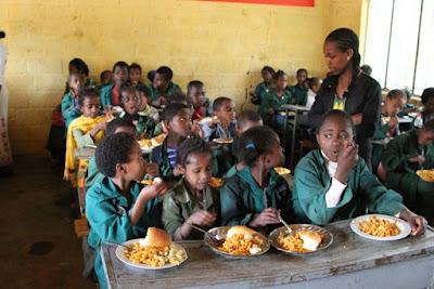 How We Feed 7.6m Children Daily – Osinbajo