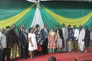 Alakija Donates Skills Acquisition Centre to Yaba College of Technology (YABATECH)