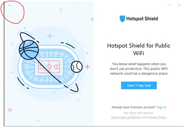 Hotspot Shield[Vpn] ~ Touch 3claws Blogspot