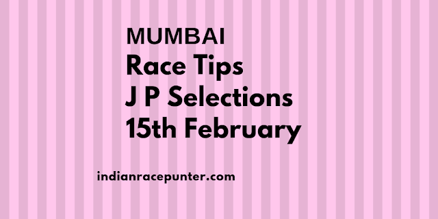 Mumbai Race Tips 15 February, Trackeagle, Track eagle.