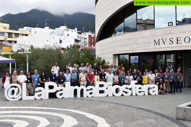 La Reserva de la Biosfera La Palma da cuenta de los resultados obtenidos con el proyecto Interreg