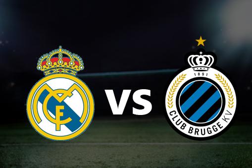 مشاهدة مباراة ريال مدريد و كلوب بروج 11-12-2019 بث مباشر في دوري ابطال اوروبا