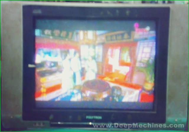 Tidak ada Raster / Suara Mendesis / Blank Hitam TV POLYTRON 21-Inc (MX5203M)