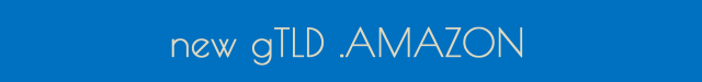 new gTLD .AMAZON (graphic)