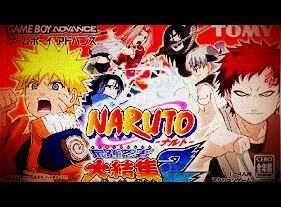 Naruto gba