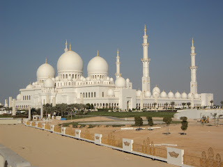 Sheik Zayeed Mosque, UAE