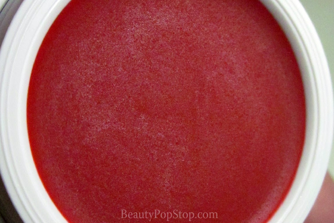 pacifica coconut kiss creamy lip butter laval swatch and review