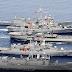 Το Τουρκικό Ναυτικό φτάνει μέχρι… το Άγιο Όρος και ανοίγει πυρ σε Καστελόριζο-Κυπριακή ΑΟΖ εντός εορτών!
