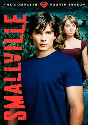 Smallville (TV Series) S04 DVD R1 NTSC Latino
