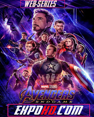 Avengers Endgame 2019 Hindi [New Clean Audio] HDTC 1080p 720p 480p x264 [Dual Audio] Watch & Download Now [G.Drive]