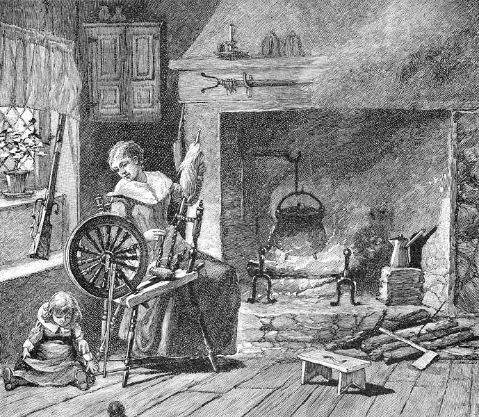 Pat Spears: Ancestor Detector: Drama in American Colonial ...