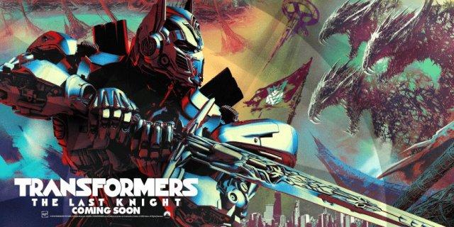 Film Transformers 5: The Last Knight (2017)