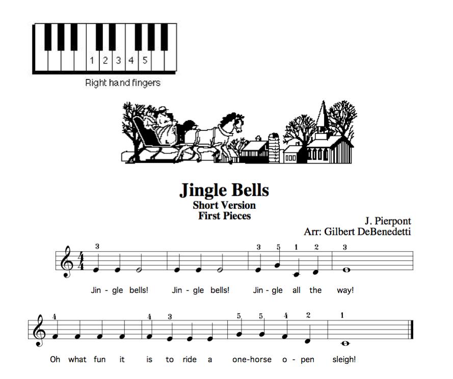 Yamaha Jingle Bells