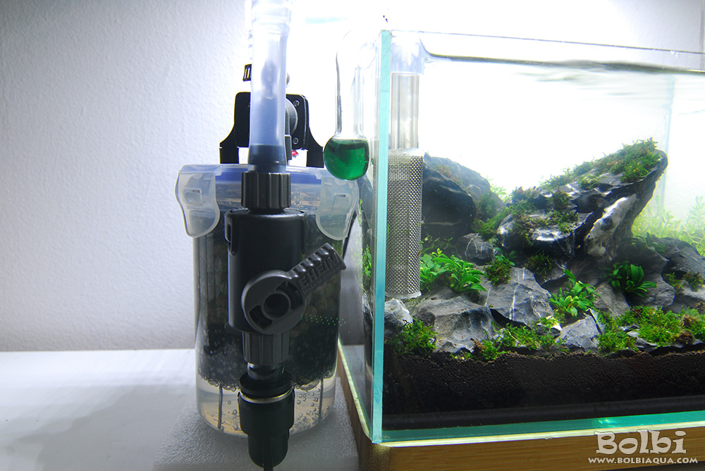 Diy Nano Canister Filter Bolbi Aquarium