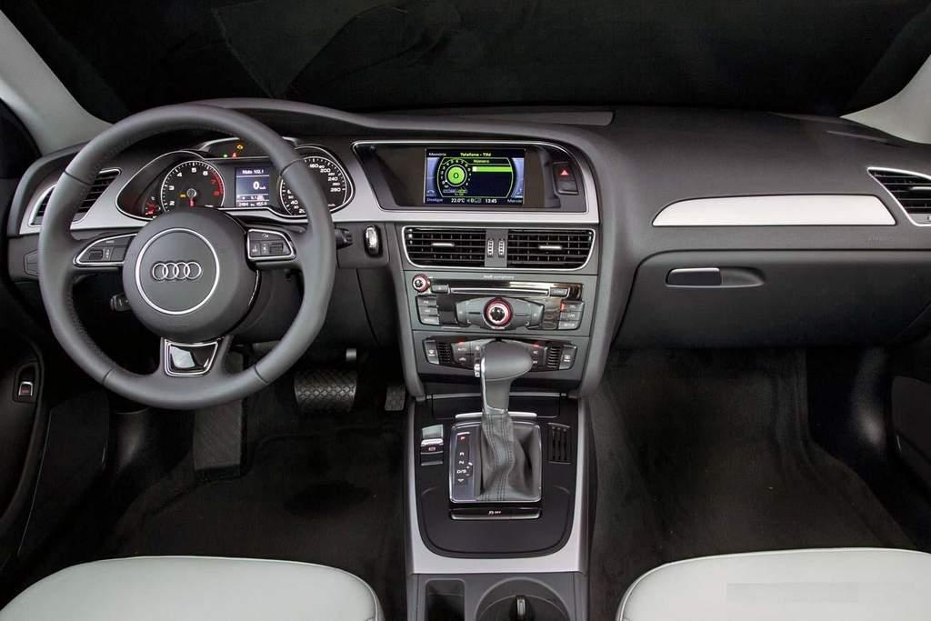 Audi A4 Attraction 2013 Preo Fotos Consumo E Ficha