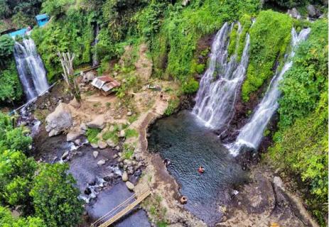 Daftar Lengkap Wisata Air Terjun Di Banyuwangi Mr Osing