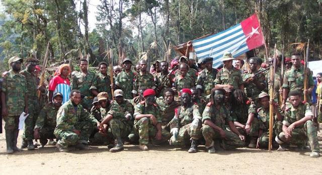 Penyuplai Amunis untuk KKB Papua Dihukum 25 Tahun