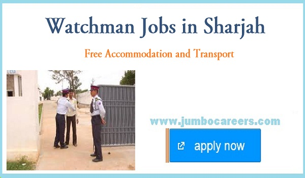 Gulf jobs with accommodation, Recent job vacancies in UAE,