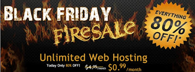 Black Friday Hosting Deals Hostgator
